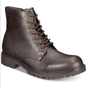 CLUB ROOM Men's Landon boots